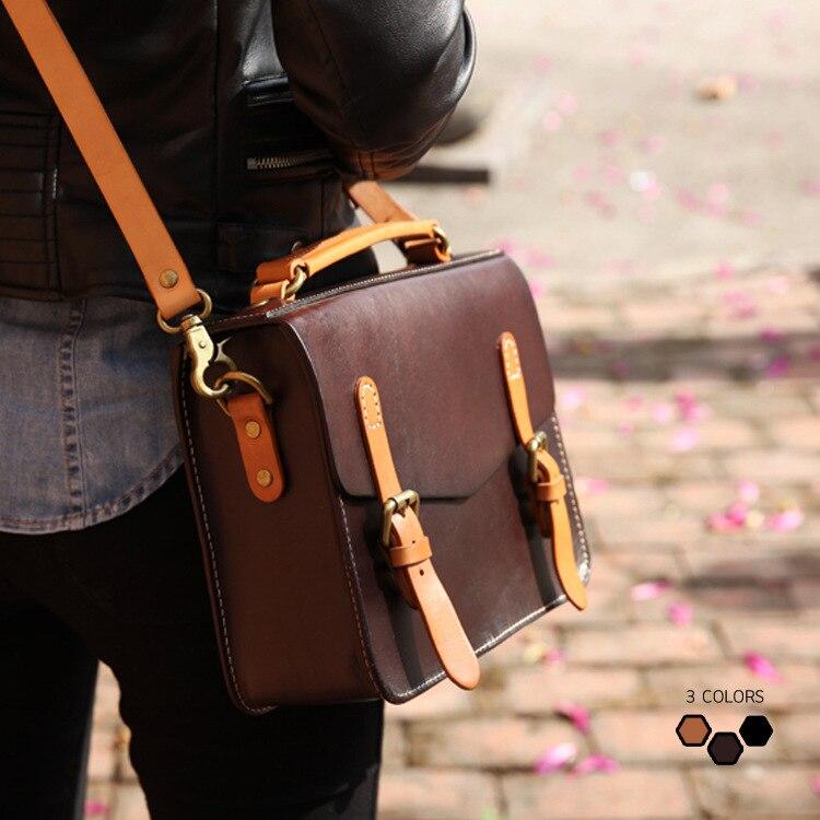Luxe Femmes Sacs En camel rouge Cartables À Pour Véritable Bandoulière Cuir Messenger Main Designer Vert Sac Mode De Bemoreal café xqwYI8n