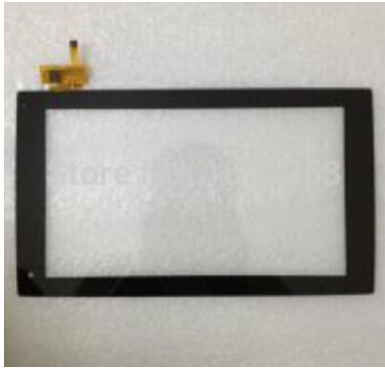 Black New 10.1 inch Tablet RS10F130_V1.3 Capacitive touch screen panel Digitizer Glass Sensor Replacement Free Ship new capacitive touch screen for 10 1 inch 4good t101i tablet touch panel digitizer glass sensor replacement free shipping