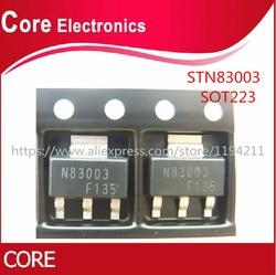 20 pçs/lote STN83003 TRANSISTOR NPN 400V SOT-223