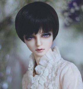 Image 2 - חדש הגעה FCS 57 1/3 bjd sd בובות דגם בני עיניים באיכות גבוהה צעצועי חנות שרף אבק לצוף ונאה בחור