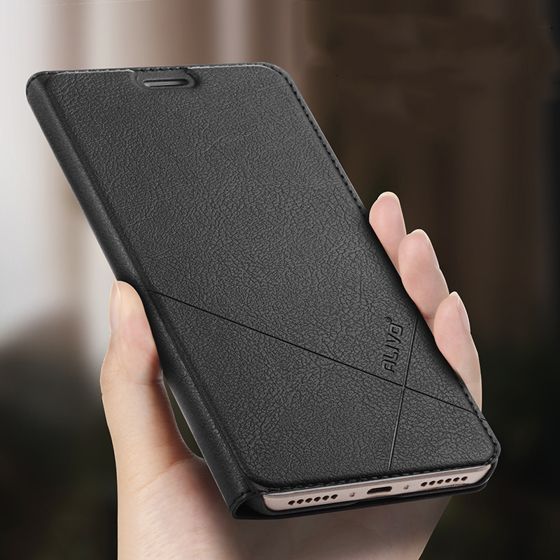 Wallet Flip Leather Case For Xiaomi Redmi 5A PU Business Series Cover Stand 5 Plus