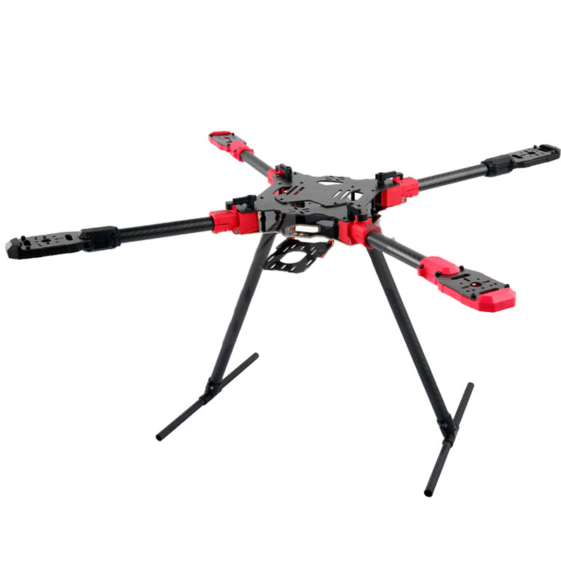 iFlight 4 Axis RC Folding Carbon fiber Quadcopter Frame Kit With integrated PCB bottom board Landing Gear Combo 16mm arm galitzine платье до колена page 1