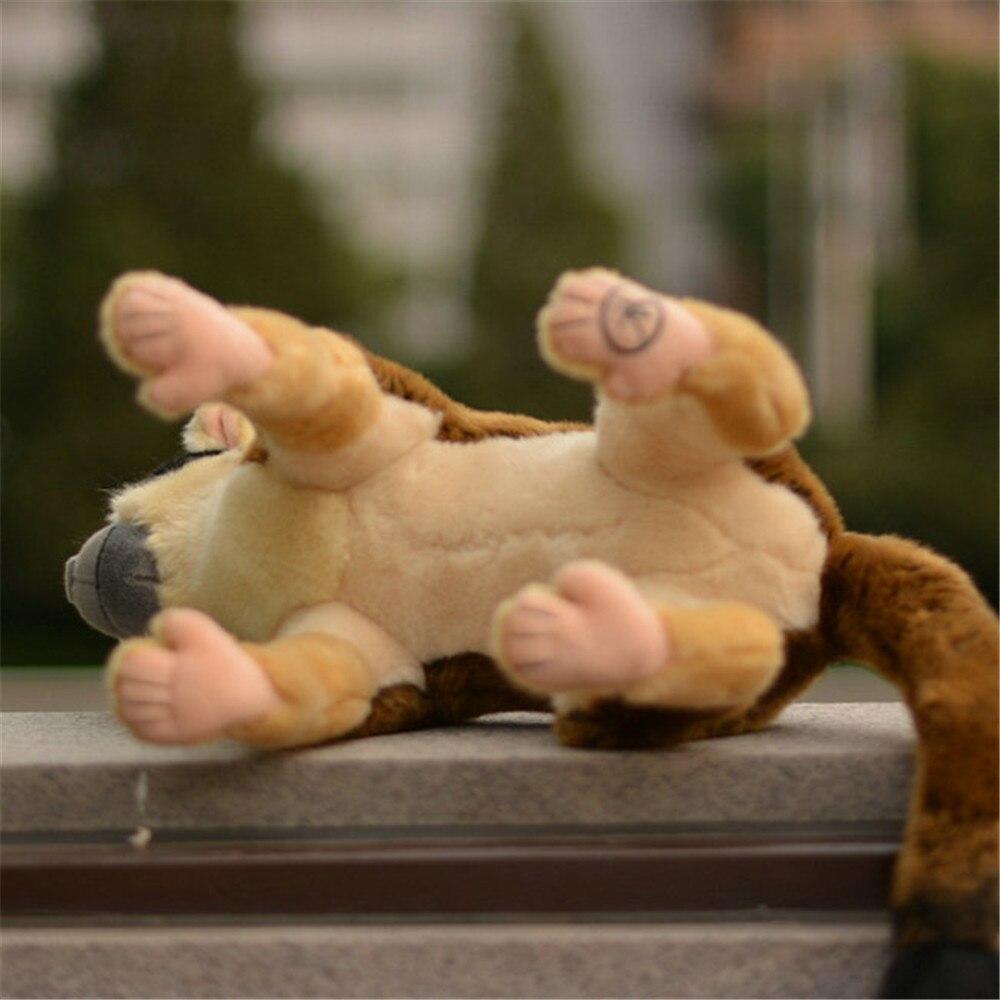 Fancytrader Аниме ПОП плюшевая обезьянка Игрушка имитация обезьянка кукла для детей подарок 40 см 16 дюймов