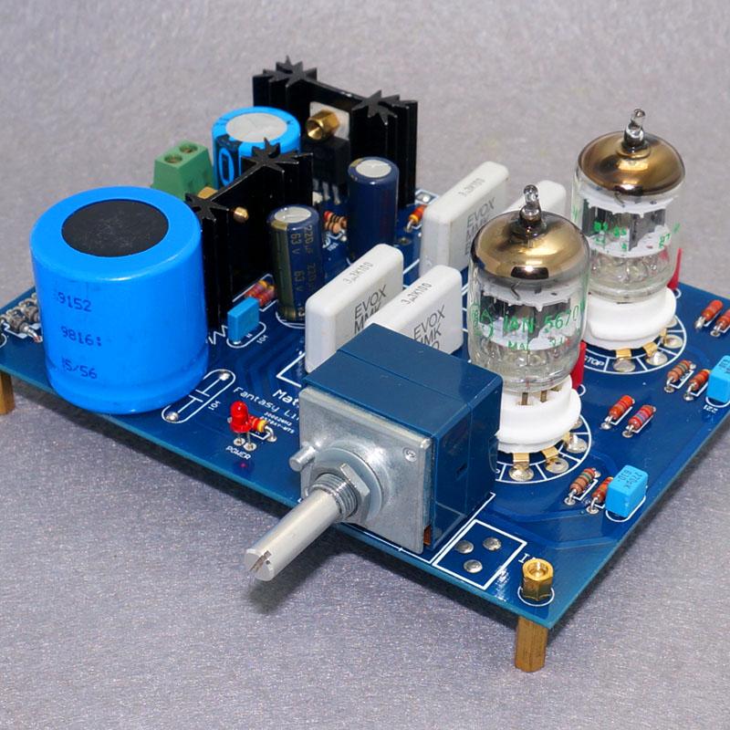 Amplifier Borad GE5670 Tube DIY Kits Electron Tube Prescription Spare Parts  цены