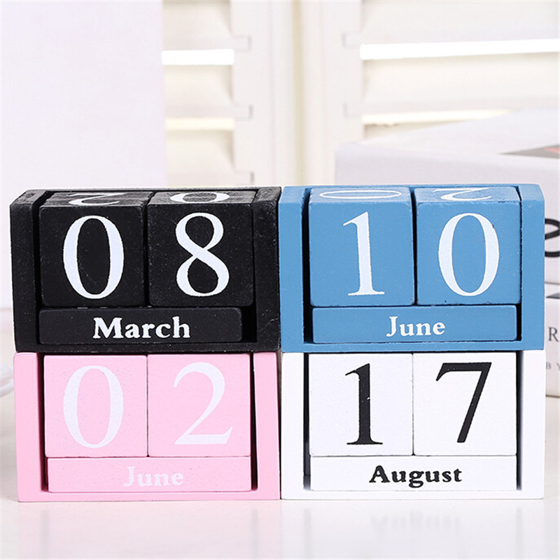 Schnelle Lieferung Vintage Mon RÖmischen Büro Planer Schreibtisch Tisch Kalender Für 2018 Agenda Plan Chronicle Tischkalender Kalender