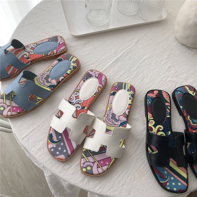 New Style Slippers for Women In Summer 2019New Style Slippers for Women In Summer 2019