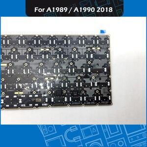 "Image 5 - מלא חדש A1989 A1990 דה גרמנית מקלדת עבור Macbook Pro רשתית 13 ""15"" A1989 A1990 GER גרמניה מקלדת החלפת EMC3214 3215"