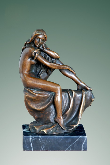 Aliexpress.com : Buy ATLIE BRONZE Sexy Female Bronze