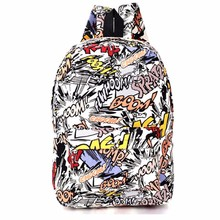 2017 South Park Cartoon Women Backpacks Sport Bags For Teenage Girls College High School  Daily Backpack For Student Bags