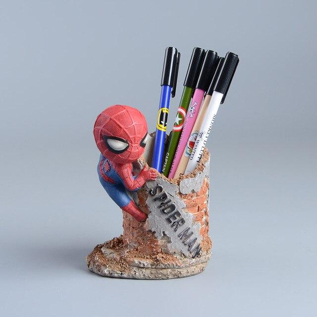 Подстава для карандашей Человек Паук 3