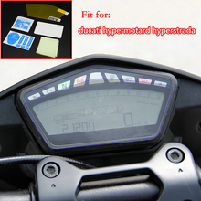 For ducati hypermotard hyperstrada Cluster Anti-scratch Protective Film Motorcycle Dashboard Screen Blue-ray Protection Stickers