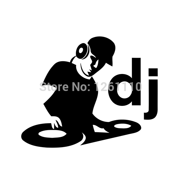 Vector Dj Mixing Pictures To Pin On Pinterest Tattooskid