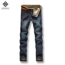 Freies Verschiffen 2016 Herrenmode Jeans Hosen Plus Größe Herbst Männer Jeans Hosen Kleidung Beste Qualität Jeans Männer