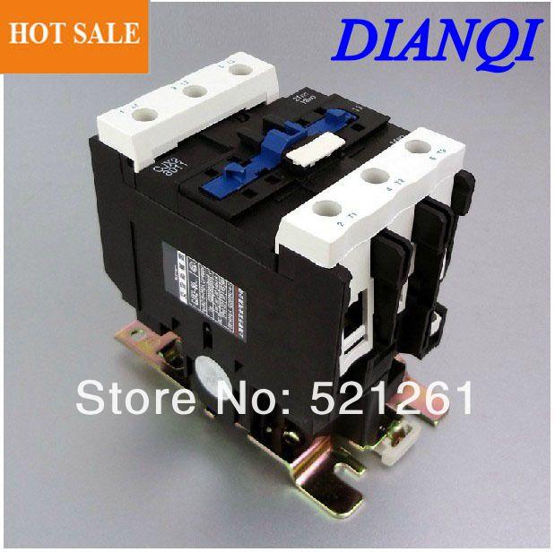 CJX2-8011 LC1 8011 ac contactor 24V 36V 110V 220V 380V AC 80A 50HZ/60HZ orginal lc1-8011 36V цена