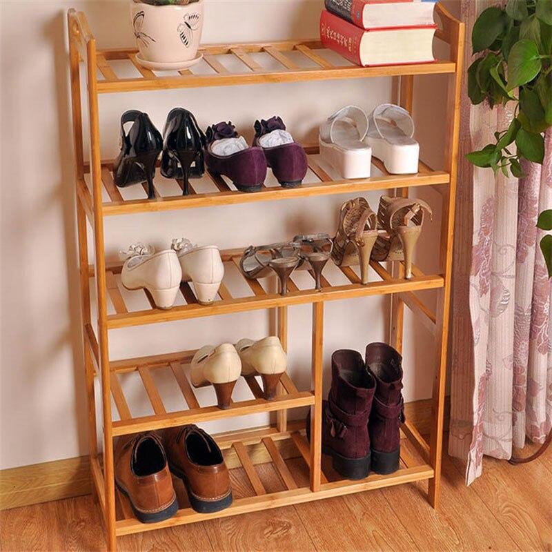 Gut bekannt Vier/Fünf Schichten mehrgeschossigen Schuhe Kleiderbügel Einfache GE38