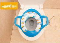 Soft Baby Toilet Training Seat Cushion With Handles Large Child Baby Potty Toilet Cushion
