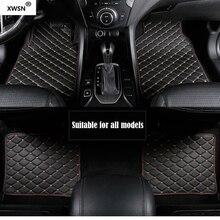 Универсальный автомобильный коврик для audi a3 sportback a5 sportback tt mk1 A1 A2 A3 A4 A5 A6 A7 A8 Q3 Q5 Q7 S4 S5 S8 RS автомобильные аксессуары