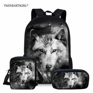 Twoheartsgirl Cool School Bag