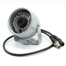 """HD 1080P 1/2. 9 """"Sony IMX323 ضوء النجوم منخفض الإضاءة AHD CVBs مانع لتسرب الماء كاميرا مراقبة صغيرة CCTV في الهواء الطلق"""