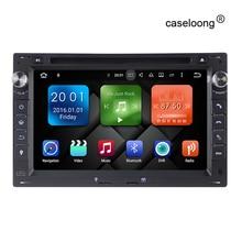 Android 7.1 Car DVD For Old Volkswagen VW Passat B5 Golf 4 Polo Bora Jetta Sharan GPS headunit Car radio stereo 2G RAM wifi BT