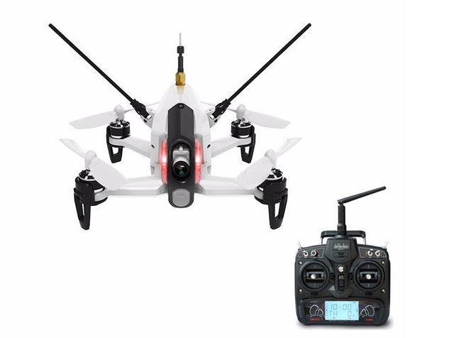 F17997/98 Original Walkera Rodeo 150 Racing Drone + DEVO 7 Remote Control Transmitter + 600TVL Camera RTF BNF