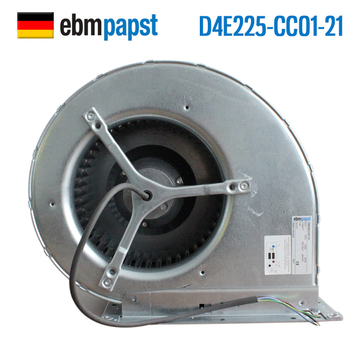 Centrifugal Supercharger Cheap: New D4E225 CC01 21 Ebmpapst AC 220V Double Inlet