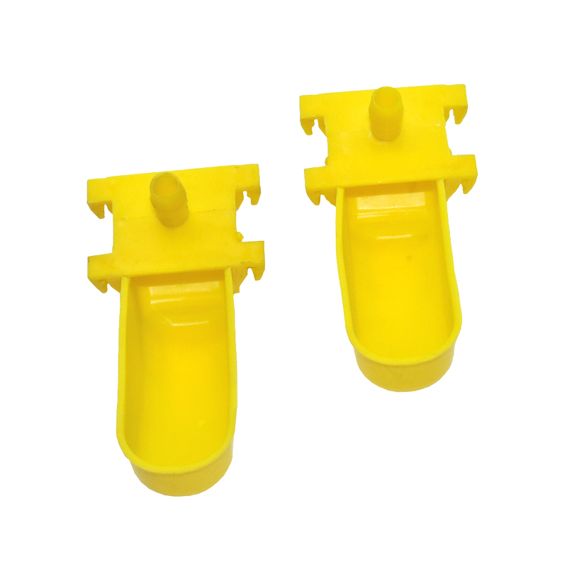 20 Pcs Automatic Bird Coop Feed Poultry Canary Parrot Starling Chicken Fowl Drinker Water Drinking Cups Goods For Pets