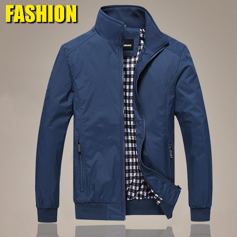 New 2016 Jacket Men Fashion Casual Loose  Mens Jacket Bomber Jacket Mens jackets and Coats Plus Size 4XL 5XL