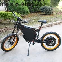 2018 Hot selling 72v 8000w Enduro Ebike Electric Bicycle Bike Electric Mountain Bike