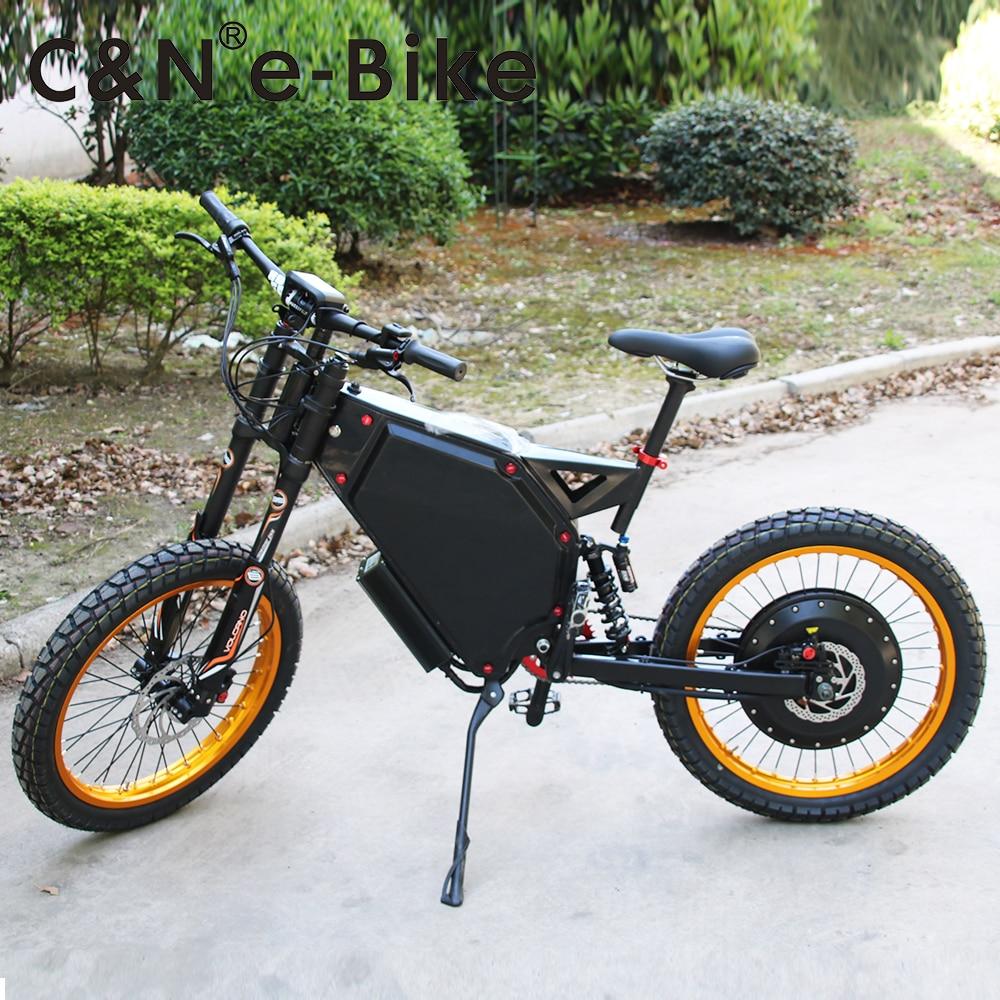 2018 hot selling 72v 8000w enduro ebike electric bicycle bike electric mountain bike in. Black Bedroom Furniture Sets. Home Design Ideas