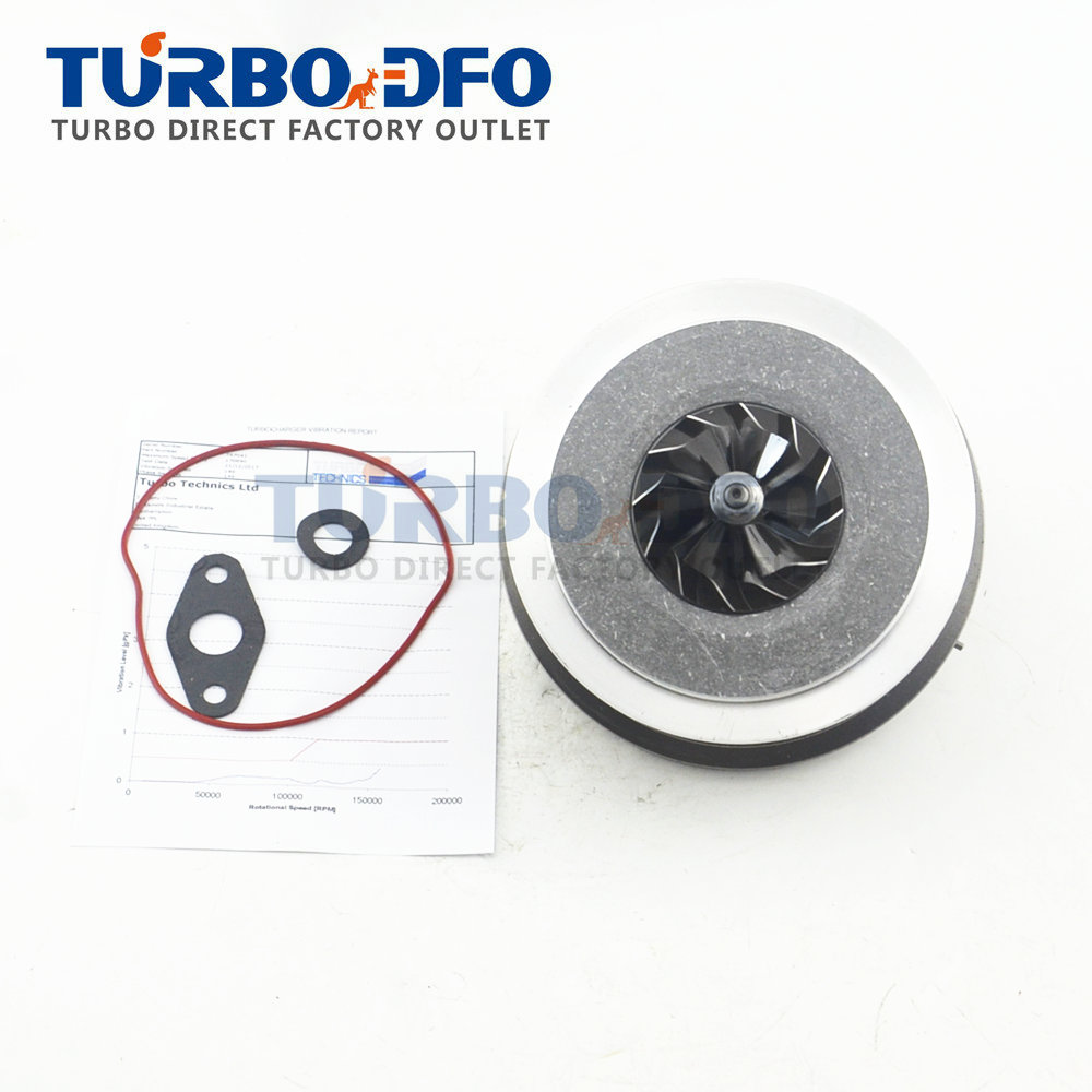 Turbine parts GTB1749VM turbocharger CHRA core cartridge 757042 for VW Golf V Jetta Passat B6 Touran 2.0 TDI 170 hp 03G253019N gt1749v turbine chra 724930 03g253014h turbo cartridge for skoda octavia ii vw golf v passat b6 touran 2 0 tdi 100 103 kw