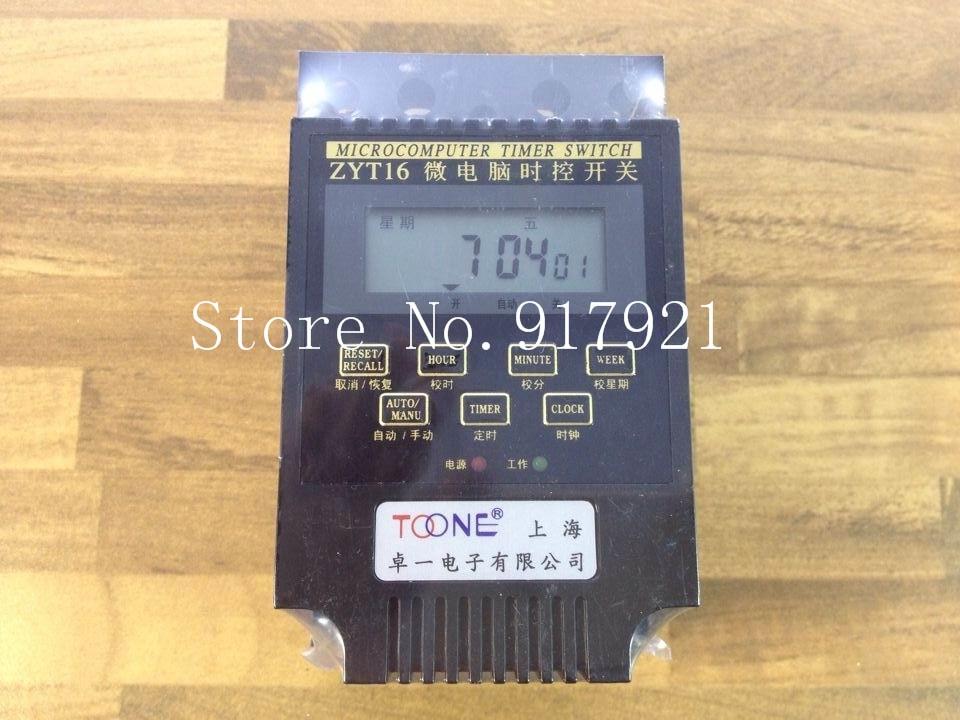 [ZOB] Shanghai Zhuo ZYT16 switch AC380V --10PCS/LOT