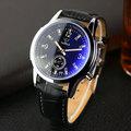 Yazole hombres de primeras marcas de lujo de cuarzo relojes de pulsera de negocios famoso reloj masculino del relogio masculino relojes hombre saat hodinky
