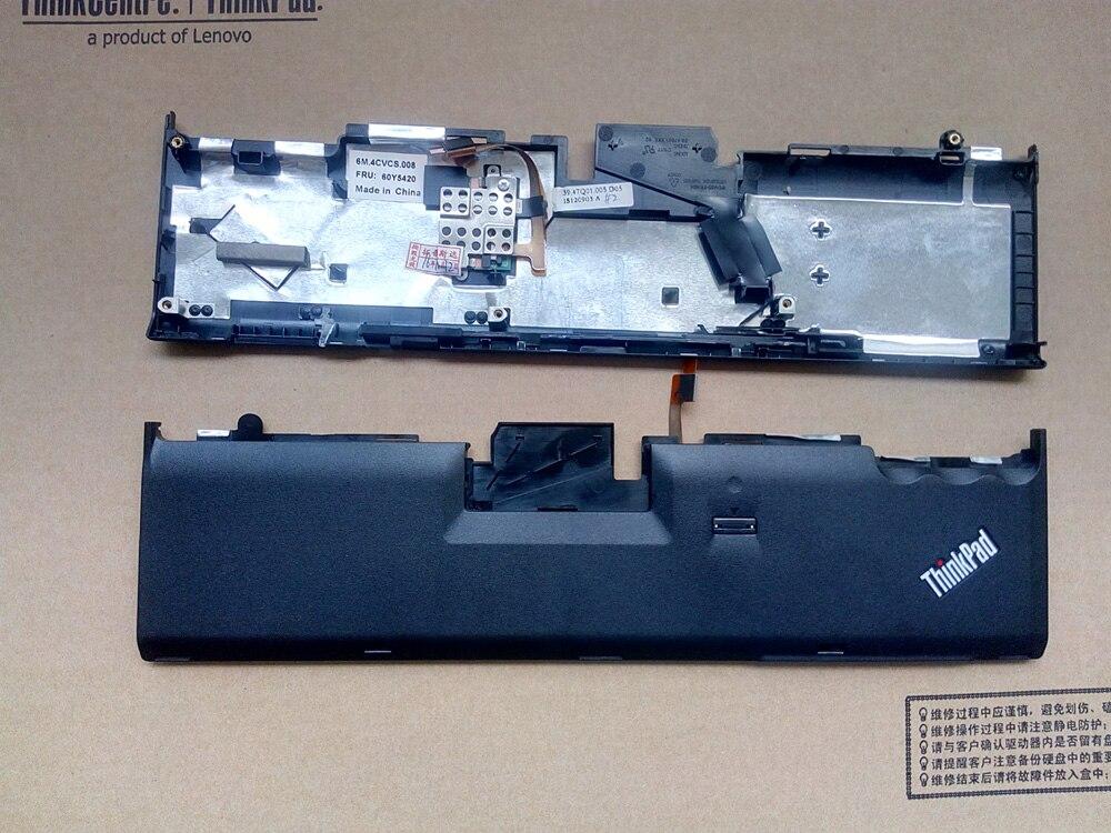 New Keyboard bezel Palmrest Upper Case 01ER103 No FP for Lenovo Thinkpad T470S