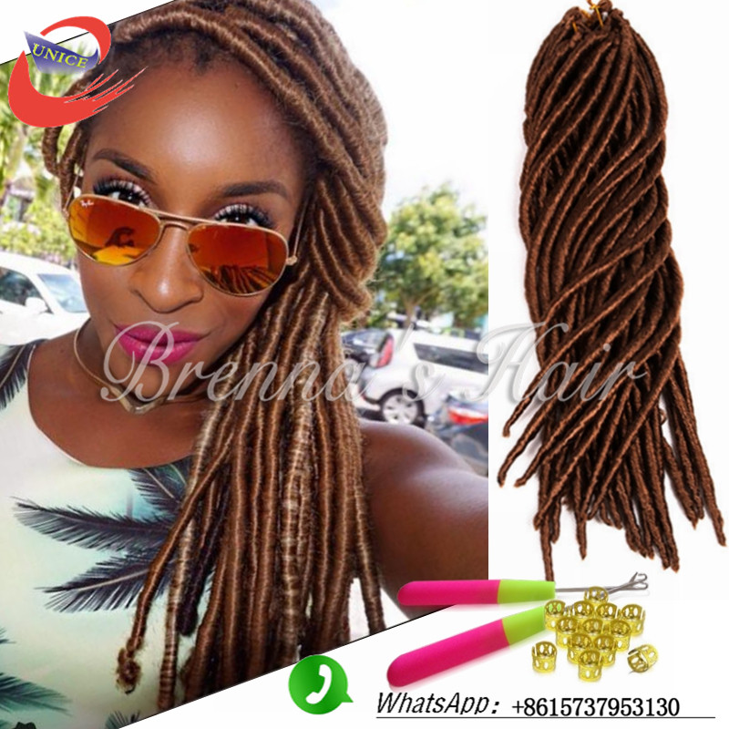Crochet Braids European Hair : braiding hair faux locs crochet dreadlocks hair crochet braids ...