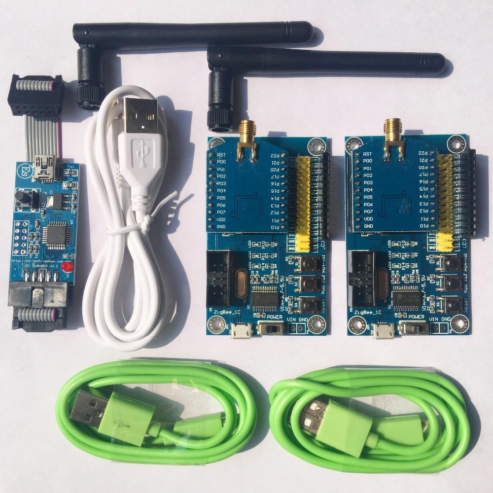 CC2530 Zigbee 1C Suite Enhanced version Development Board/ Wireless Module/ lOT/ Smart Home