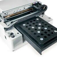Высокая скорость печати низкая цена низкая стоимость УФ-принтер AR-LED mini4 УФ печатная машина для продажи