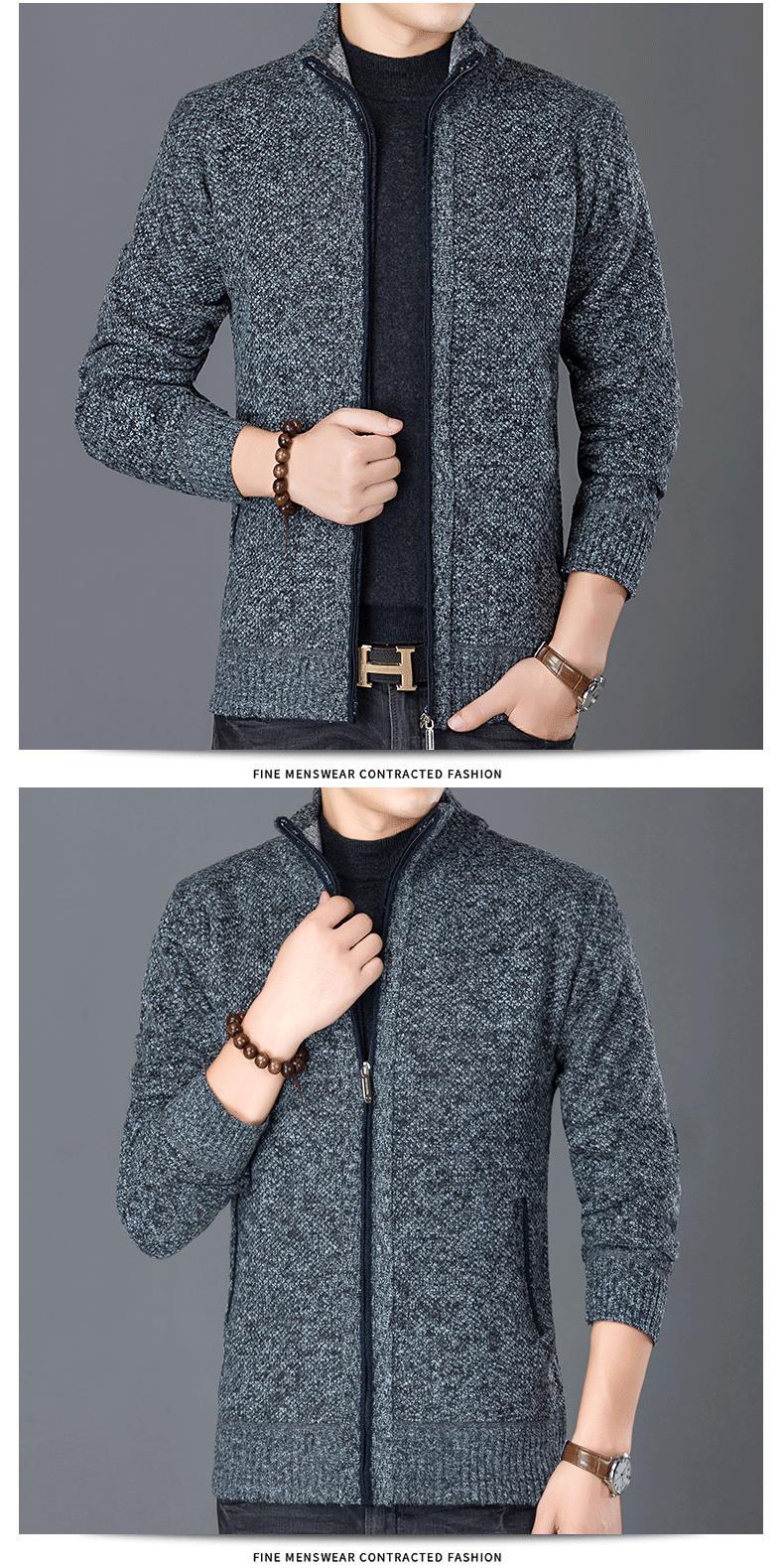 HTB1c5X.KeuSBuNjy1Xcq6AYjFXap 2019 New Fashion Wind Breaker Jackets Men Stand Collar Trend Street Style Overcoat Cardigan Autumn Casual Coat Mens Clothes
