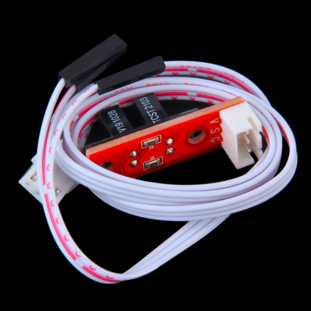 2016 Newest 1 x Optical Endstop End Stop Limit Switch Solution for font b 3D b