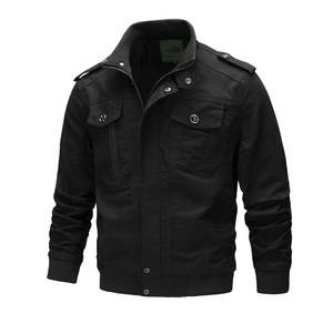 Cotton Coat Baseball-Coat Bomber-Jacket Cargo Air-Force Military Male Tactical Plus-Size