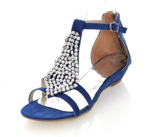 2014 X Mas Fashion Sandals For Women Flat Sandals And