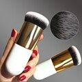 2018 nuevo Chubby Pier Fundación cepillo plano crema pinceles de maquillaje cosmético profesional-cepillo Dropshipping. exclusivo.