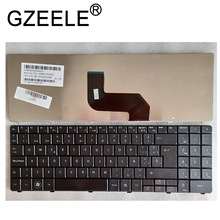 GZEELE New FOR Packard Bell EasyNote TJ61 TJ62 TJ65 TJ66 TJ64 TJ67 TJ71 KEYBOARD SPANISH SP TECLADO BLACK