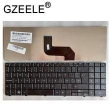 Gzeele packard bell easynote tj61 tj62 tj65 tj66 tj64 tj65 tj67 tj71 키보드 스페인어 sp teclado black