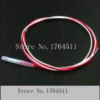 BELLA PT100 Temperature Sensor PT100 Temperature Probe Waterproof Anti Acid High Temperature Thermocouple Probe 2pcs
