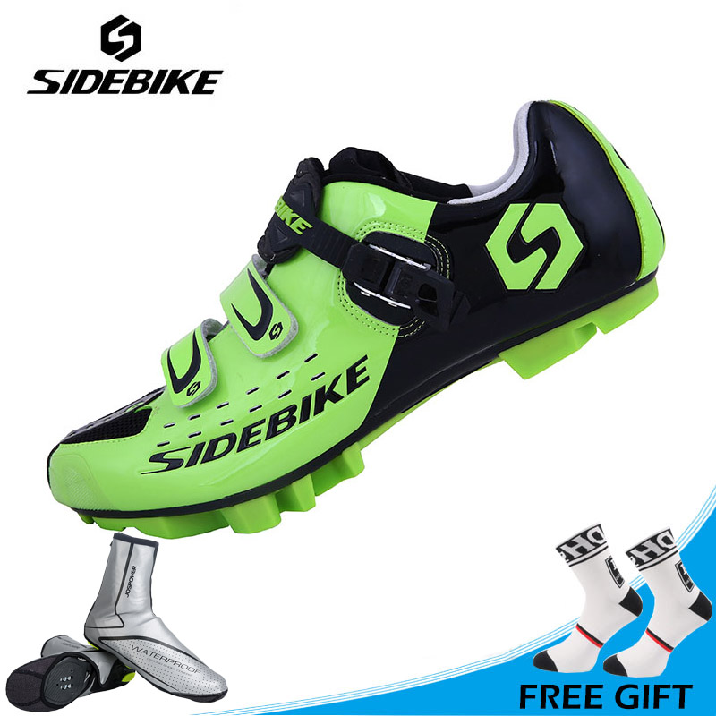 Sidebike Breathable Mountain Bike Shoes Men MTB Bicycle Shoes Ultralight Auto-lock Cycling Shoes sapatilha ciclismo mtb sidebike men mtb cycling shoes mountain bike bicycle shoes athletic cycle shoes auto lock zapatillas ciclismo sapatilha