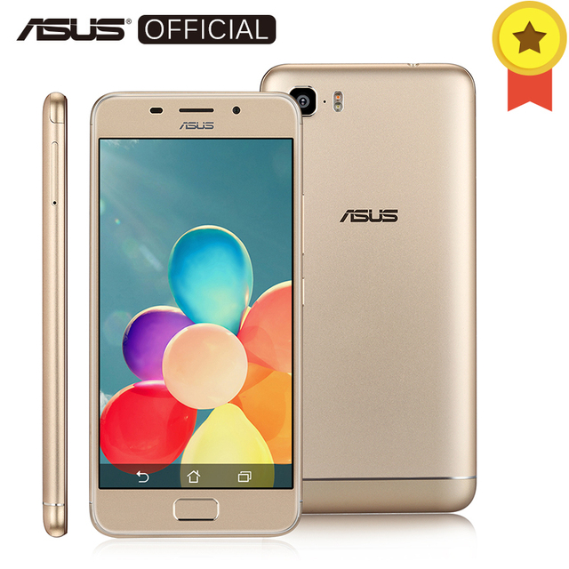 Asus Zenfone Peg ASUS 3 S Max Смартфон Android 7.0 ZC521TL MTk6750 Octa core 3 ГБ оперативной памяти 32 ГБ ROM Спереди Touch ID 5000 мАч 13.0MP