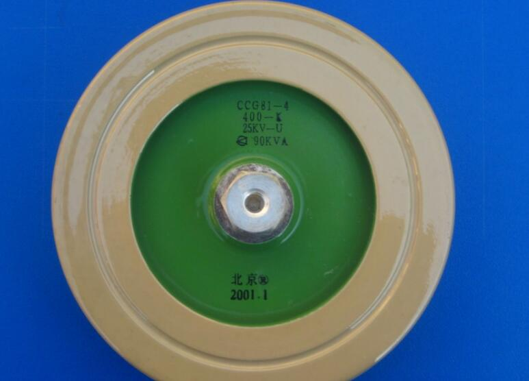 CCG81-4 400-K 25KV 90KVA High-frequency machine high-voltage high-power ceramic ceramic capacitorCCG81-4 400-K 25KV 90KVA High-frequency machine high-voltage high-power ceramic ceramic capacitor