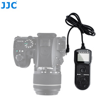 JJC Camera Wired Timer Remote Shutter Release Cord For Pentax K 70/KP Replace CS 310