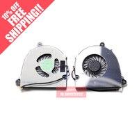 Novo substituir azul clevo w110er/terra x11 ventilador do portátil 6-23-aw150-100 AB7505HX-GE3